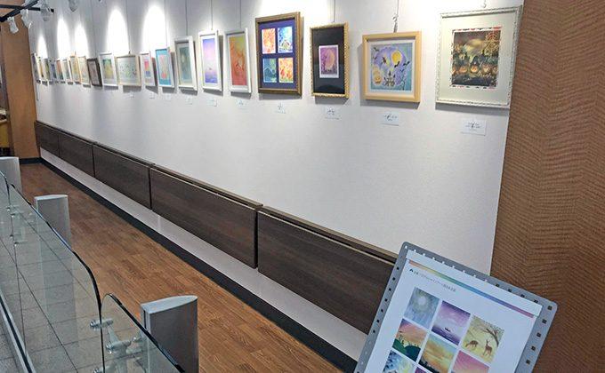 第13回 パステルシャインアートin関西 ギャラリー展のご案内