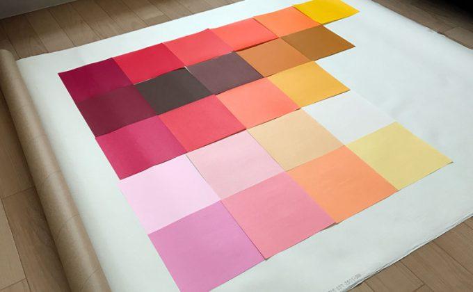 100色折紙