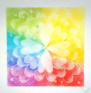 eclat(エクラ) 心の花マンダラ「ハート」