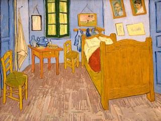 ゴッホ『ファン・ゴッホの寝室(bedroom_arles)』