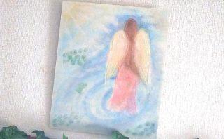 廃材の天使「流れのまま」