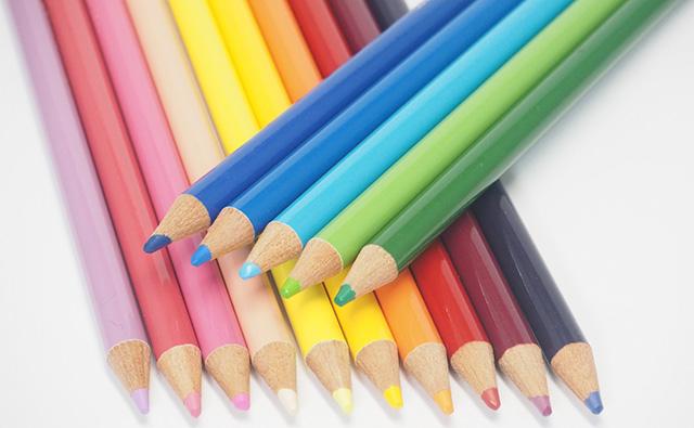 色えんぴつの特徴と効果