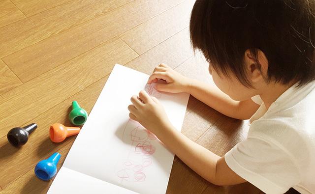子どもとアート