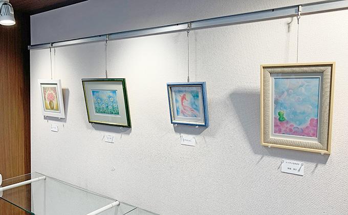 第17回パステルシャインアート関西ギャラリー展