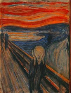 ムンク『叫び(the_scream)』