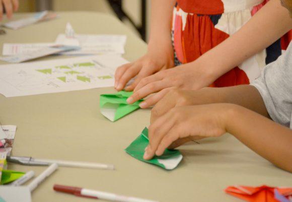 折り紙の特徴と効果