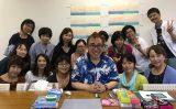 大阪で『葉祥明の世界を描こう講座』を受講しました!