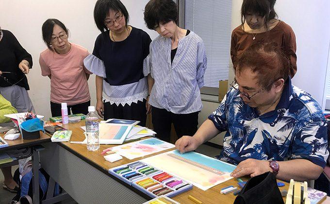 大阪 葉祥明の世界を描こう講座