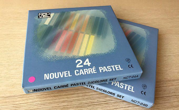 パステル48色セット