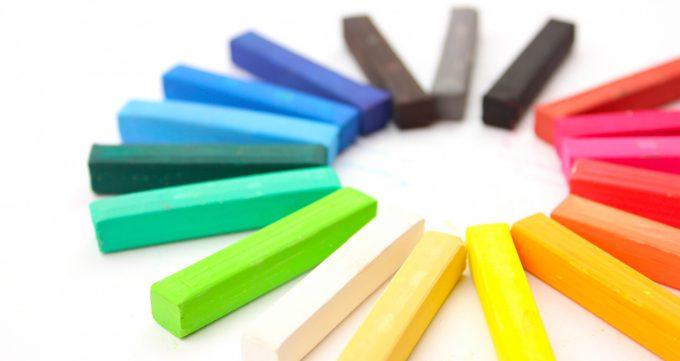 色彩心理と色の意味