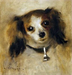 ルノワール『犬』