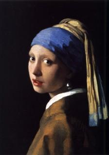 フェルメール『真珠の耳飾りの少女(the_girl_with_the_pearl_earring)』